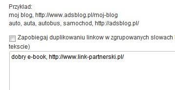 seo smart link przyklad