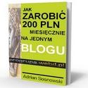 Jak zarabiać na blogu 200 PLN